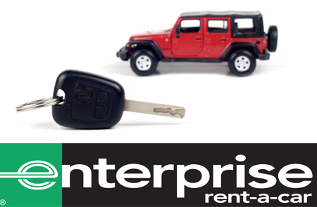 Enterprise car hire promo code 2016