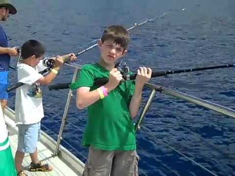 Maui activities combo bottom sport fishing maui sport for Maui bottom fishing