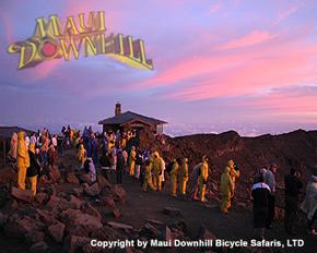Haleakala Sunrise Tour Super Sunrise Or Day Bike Safari
