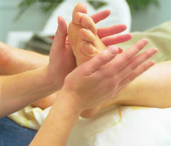 Full Foot Reflexology Session Technique 60min - Round 2 ...