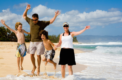 Family Vacation in Hawaii
